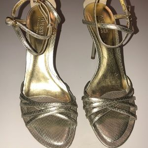 Guess by Marciano Strappy Heels Size 8